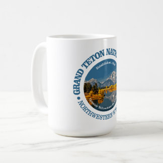 Grand Teton NP Coffee Mug