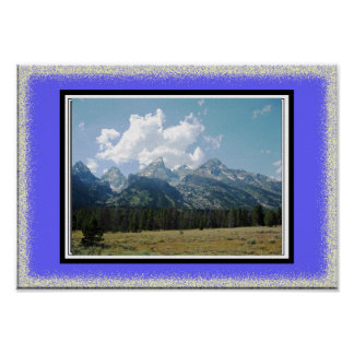Grand Teton Posters