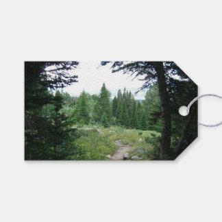 Grand Teton Trail Gift Tags