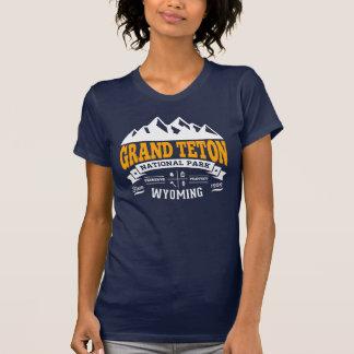 Grand Teton Vintage Gold T-Shirt