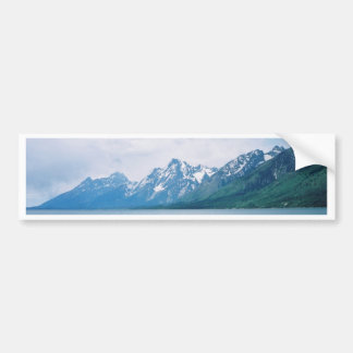 Grand Tetons Bumper Sticker