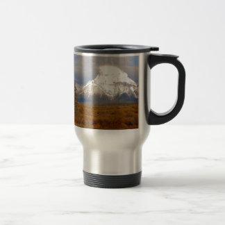 Grand Tetons In Autumn Coffee Mug