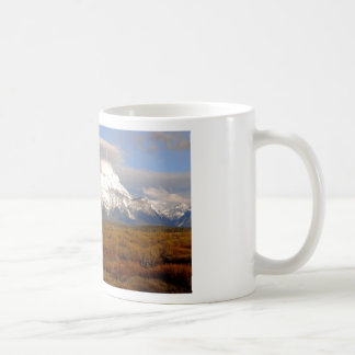 Grand Tetons In Autumn Mug