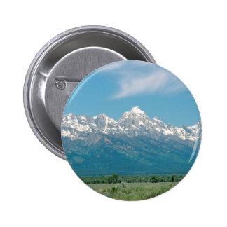 Grand Tetons National Park Buttons