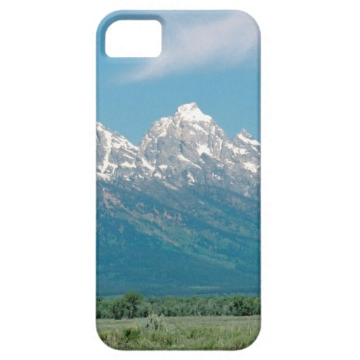 Grand Tetons National Park iPhone 5 Case