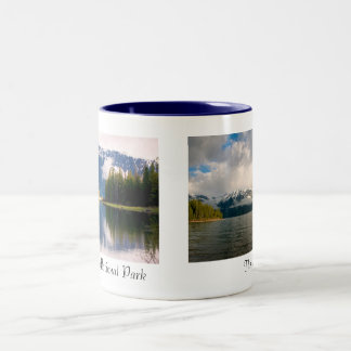 Grand Tetons National Park-Mug Two-Tone Coffee Mug