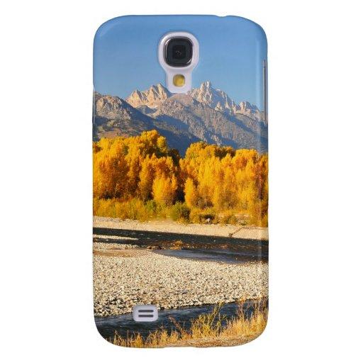 Grand Tetons on the Snake River HTC Vivid Cases