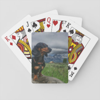Grand Tetons Playing Cards
