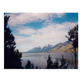 Grand Tetons Postcard