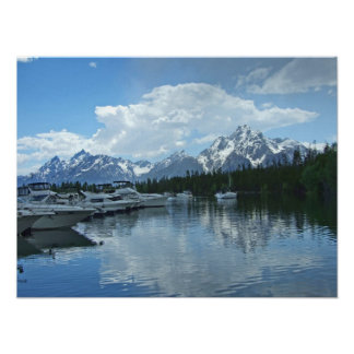 Grand Tetons Posters