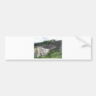 Grand Theater, Lyon Amphitheater, Roman | France Bumper Sticker