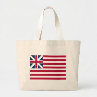 Grand_Union_Flag Large Tote Bag