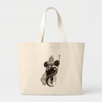 Grand Victorian Womens Clothing Canvas Bag