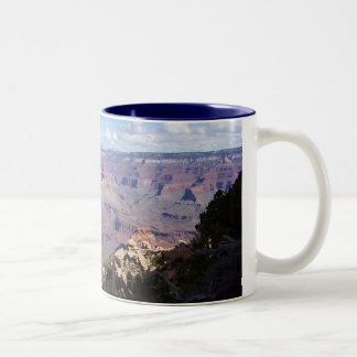 Grand View of the Grand Canyon Mugs