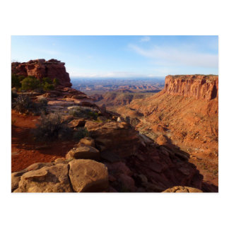 Grand View Point at Canyonlands National Park Postcard