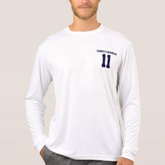 Grandad's Sports Performance Micro-Fiber Long Slee Tshirts