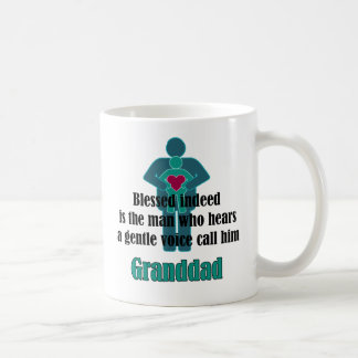Granddad (Blessed Indeed) Father's Day Mug