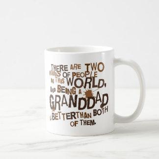 Granddad Fathers Day Gift Mug