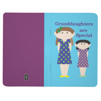 Granddaughter Are Special Pocket Notebook