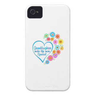 Granddaughter Special Heart iPhone 4 Covers