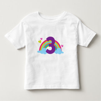 Granddaughters Third Birthday Shirts