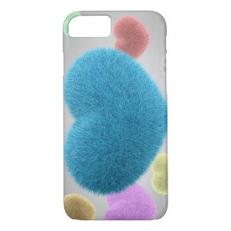 Grande Cuore Blu. iPhone 8/7 Case