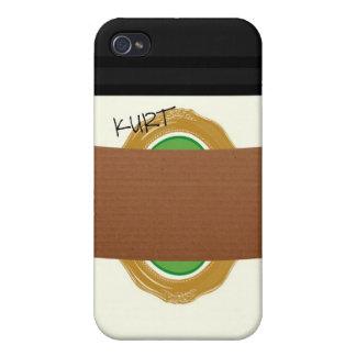 Grande Nonfat Mocha Cases For iPhone 4