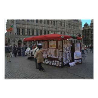 Grande Place Brussels Photo
