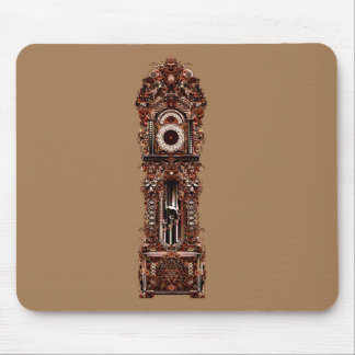 Grandfather Clock Mouse Pad