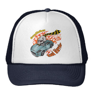 Grandfather Fathers Day Gifts Trucker Hat