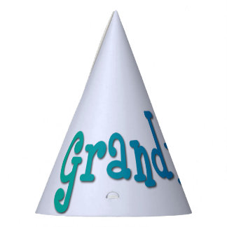 Grandfather Party Hat