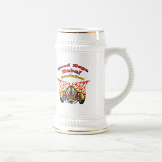 Grandfather Road Rage Racing Gifts Beer Stein