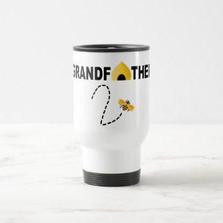 Grandfather To Be Travel Mug