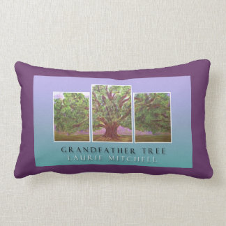 Grandfather Tree American MoJo Pillow