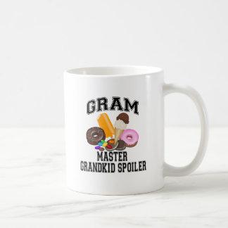 Grandkid Spoiler Gram Mug