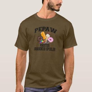 Grandkid Spoiler Pepaw T-Shirt