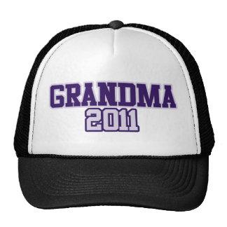 Grandma 2011 Granny to be Cap