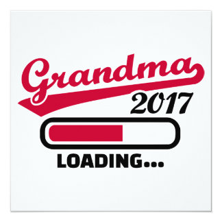 Grandma 2017 card