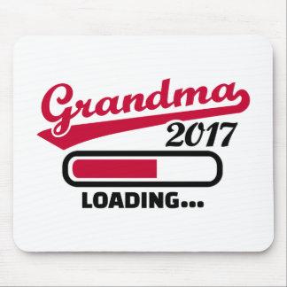 Grandma 2017 mouse pad