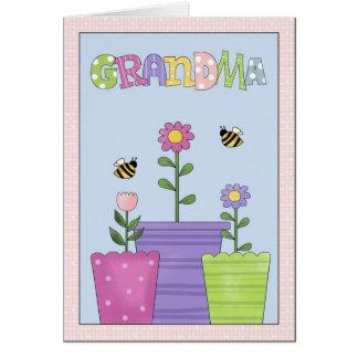 GrandMa All Occasions Greeting Card