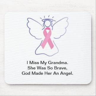 Grandma an Angel mouse pad