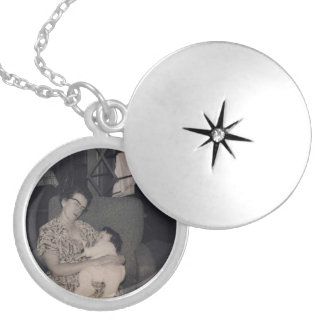 Grandma And Baby Necklace
