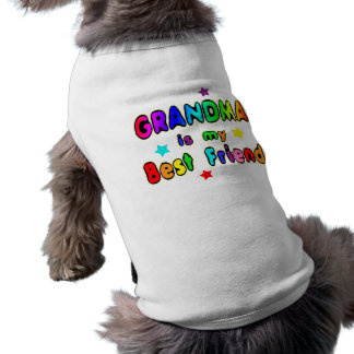 Grandma Best Friend Shirt