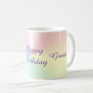 Grandma Birthday Shimmer Mug by Janz
