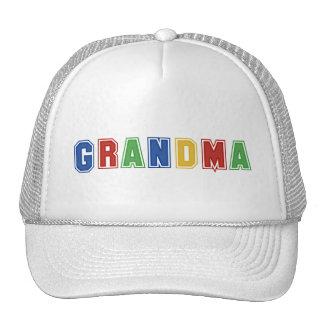 Grandma Cap