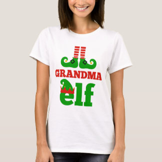 Grandma Elf T-Shirt