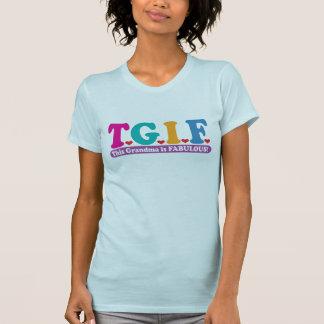 Grandma Fabulous T-shirts