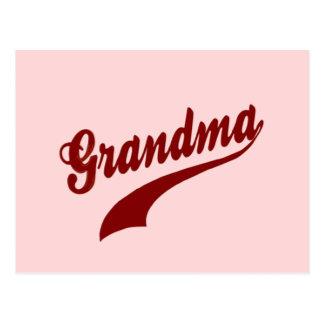 Grandma Gift Postcard