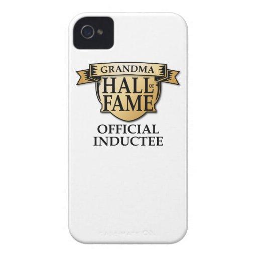 Grandma Hall of Fame iPhone 4 Case