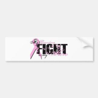 Grandma Hero - Fight Breast Cancer Bumper Stickers
